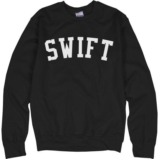 Swift Sweatshirt Black