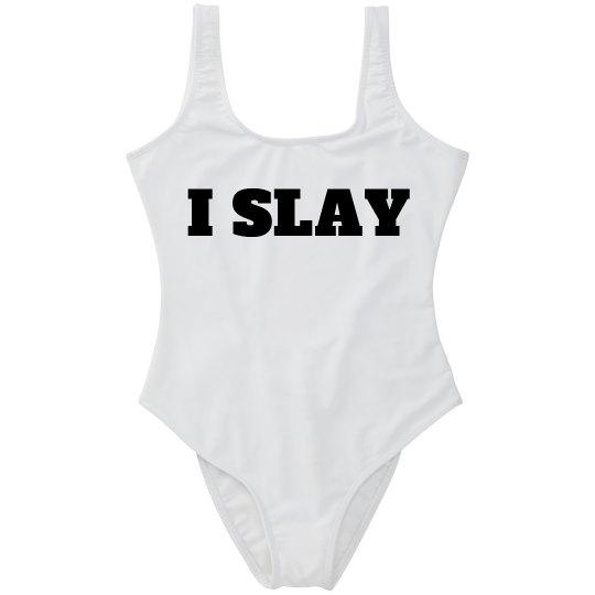 Swim & Slay at the Beach All Day
