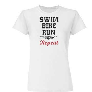 Swim Bike Run Repeat