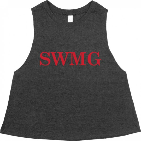 SWMG Cropped Tank