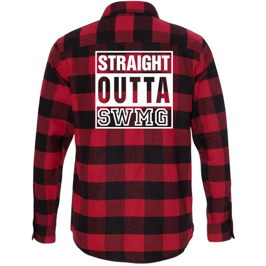 SWMG Flannel