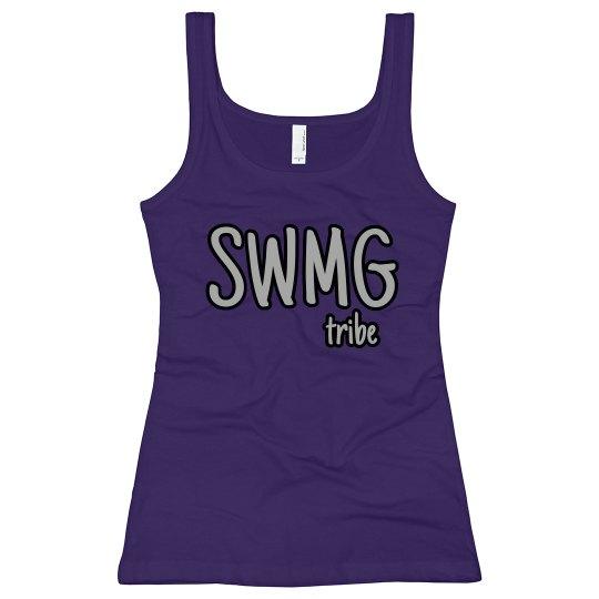 SWMG Tribe Slim Fit Tank