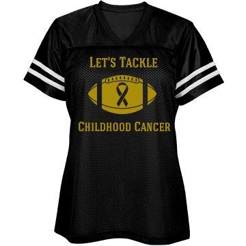 Tackle Childhood Cancer
