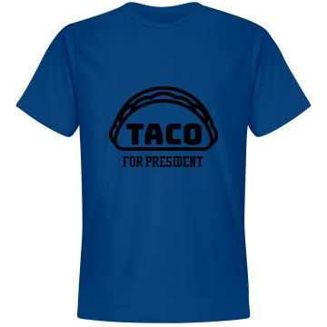 Taco for president