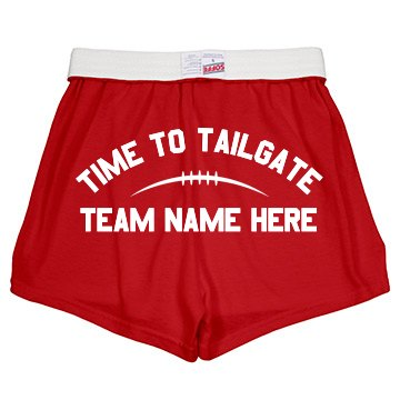 Tailgating Go Team!