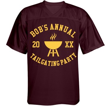 Tailgating Party Jersey