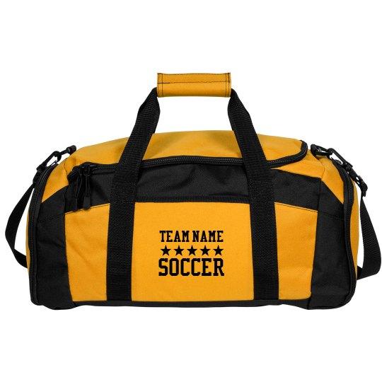 Tailor-Made Soccer Gym Bag