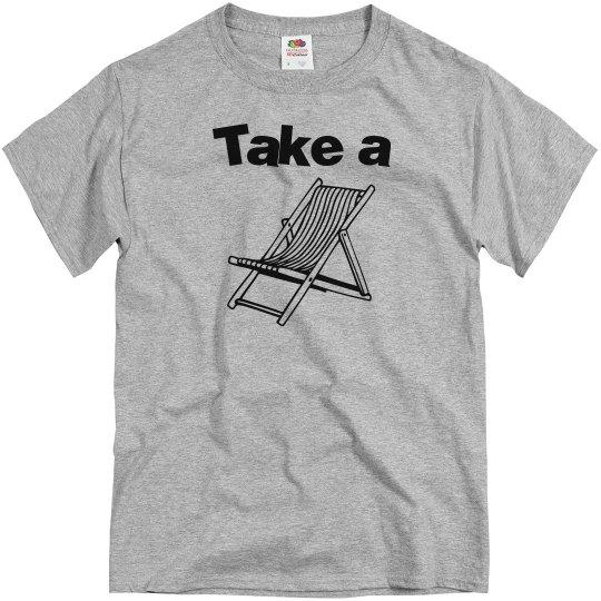 Take a Seat Tee