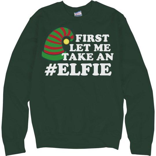 Take An Elfie