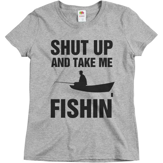 Take me fishin'