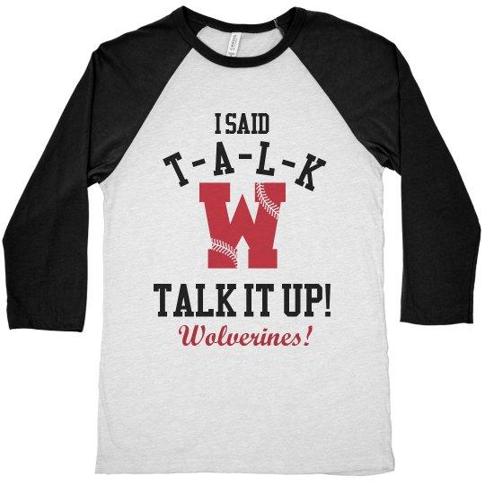 Talk It Up Softball