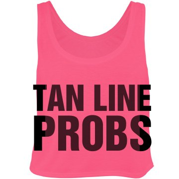 Tan Line Probs
