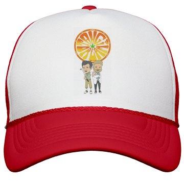 Tangi Hat Red
