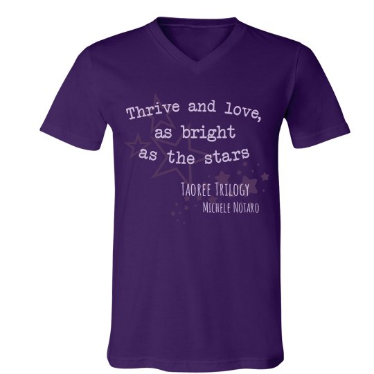 Taoree V-Neck T-Shirt