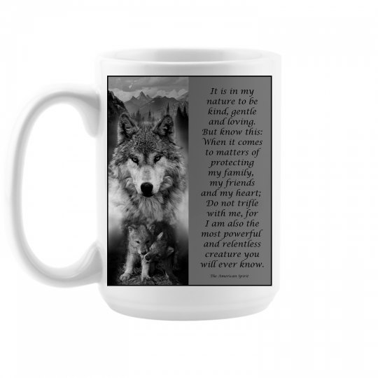 TAS - Nature's Protector - Coffee Cup