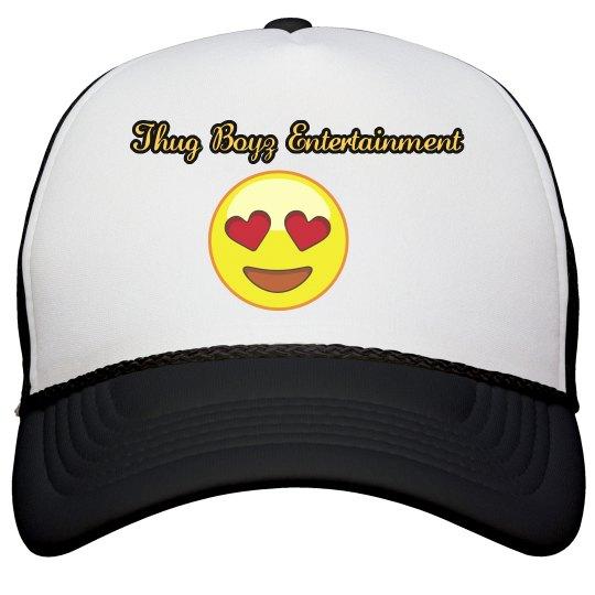 TBE Hat: Emoji (love)