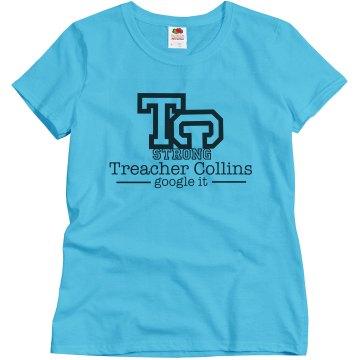 TC Strong W T-shirt