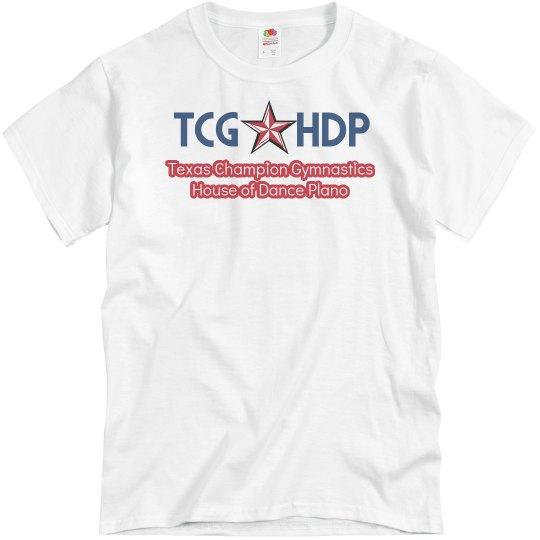 TCG HDP Gray