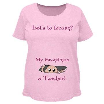 Teacher Grandma