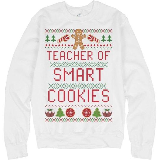 Teacher Of Smart Cookies