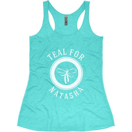 Teal for Tasha (Women's)