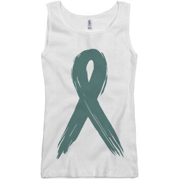 Teal Ribbon