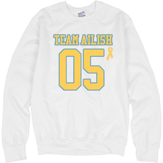Team Ailish Sweatshirt