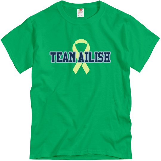Team Ailish