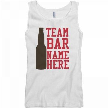 Team Beer Bar Name