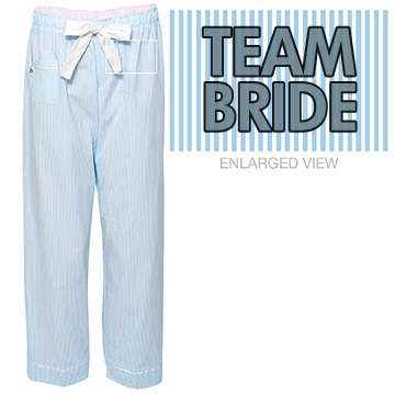 Team Bride Outlined