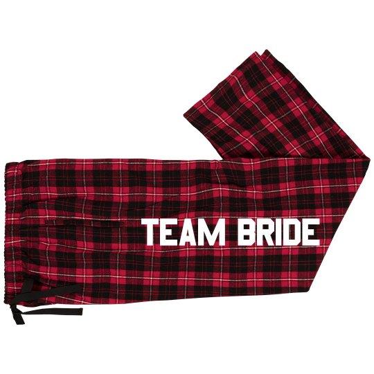 Team Bride Pearlescent