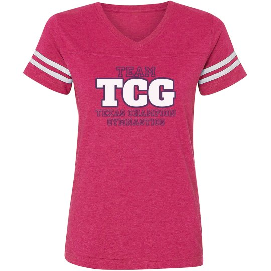 Team College Style Shirt