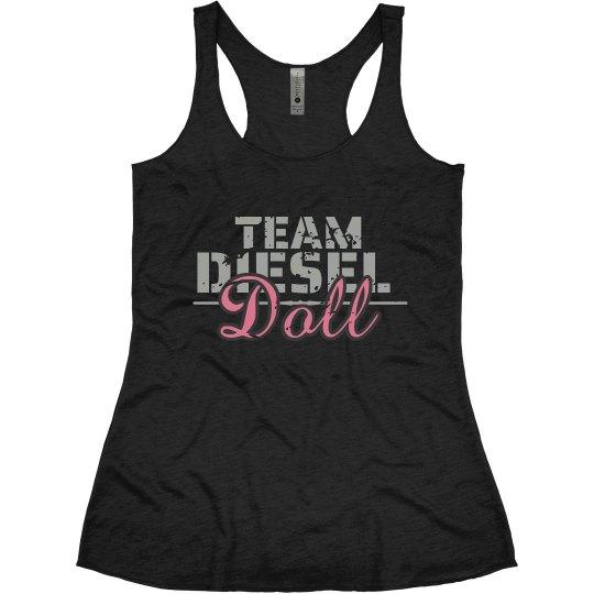 Team Diesel Doll - Tank