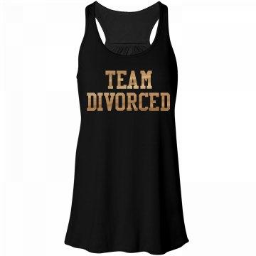 Team Divorce Party