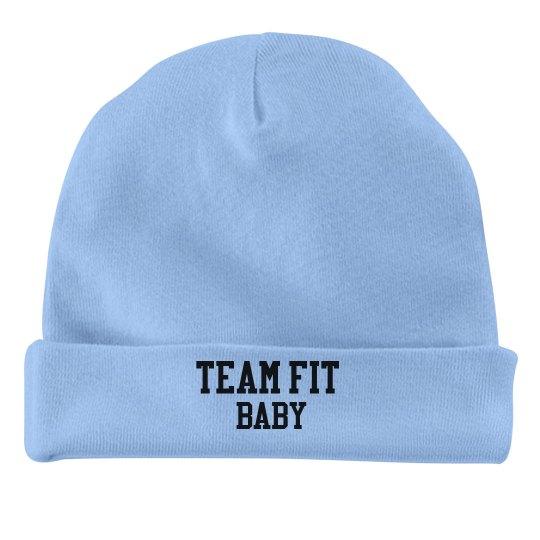 TEAM FIT BABY HAT
