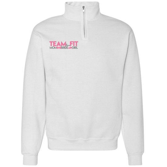 Team Fit Logo Sweatshirt
