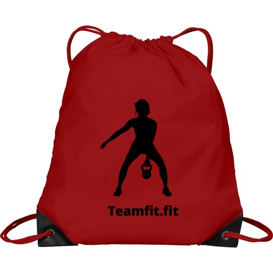 TEAM FIT STRING BAG