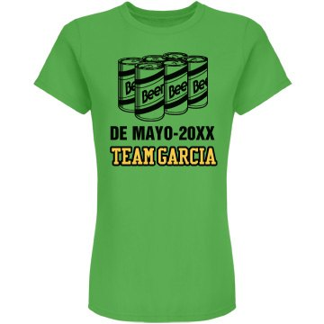 Team Garcia De Mayo
