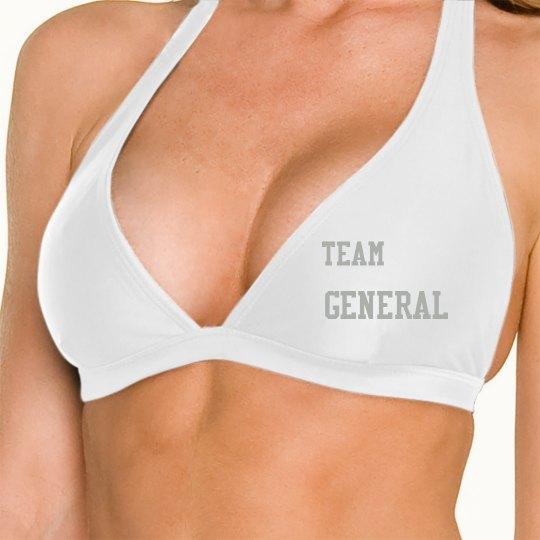 Team General Swimsuit Black
