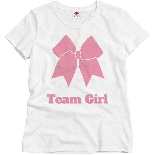 Team girl LaLa/Amarr gender reveal