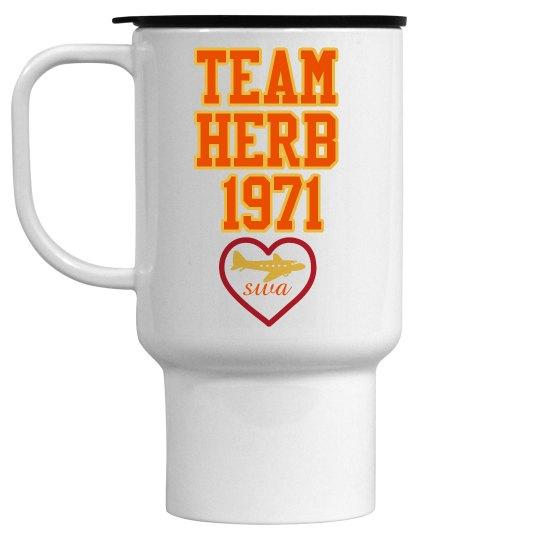 TEAM HERB