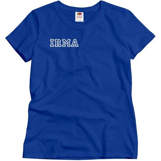 TEAM Irma ICU RN