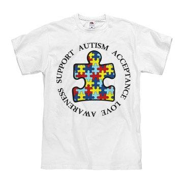 TEAM JENNY Autism Shirt