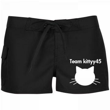 team k45 swim shorts