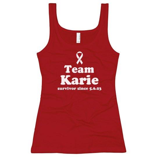 Team Karie Breast Cancer