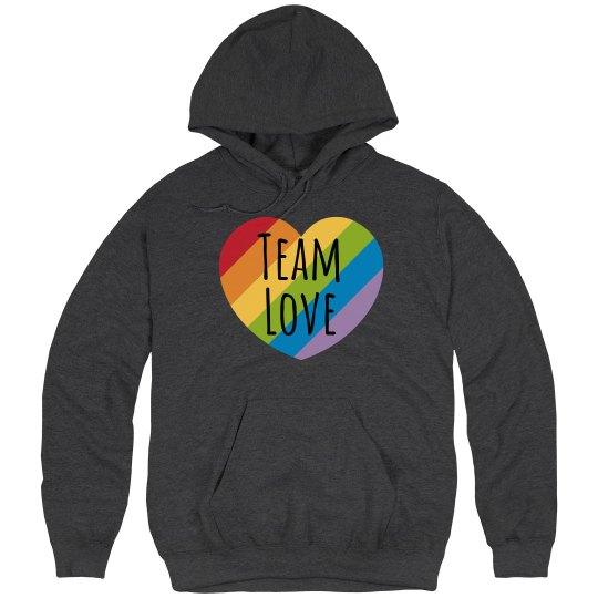 Team Love Hoodie