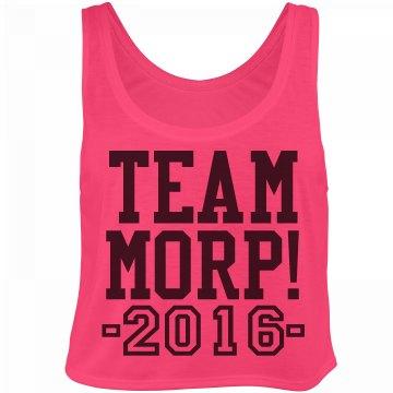 Team Morp 2016