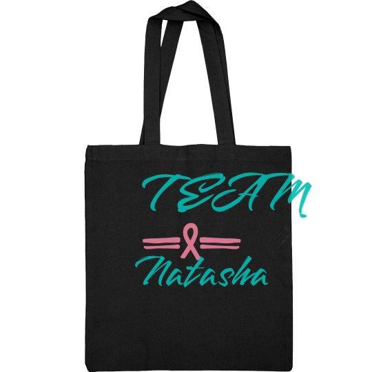 Team Natasha Tote
