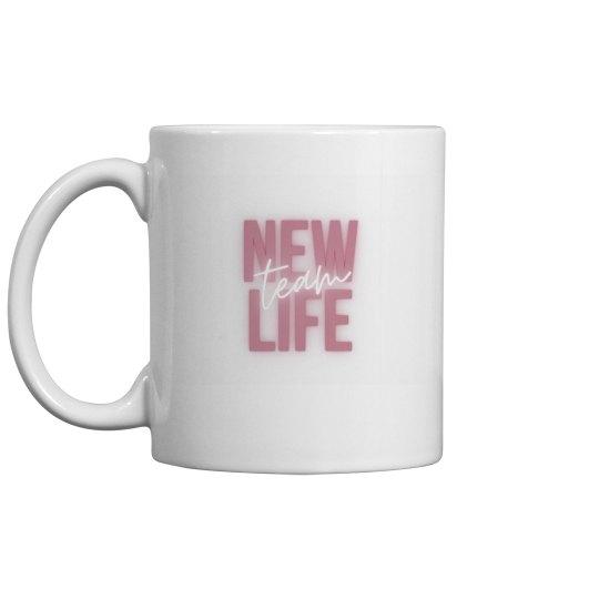 Team New Life Coffee Mug