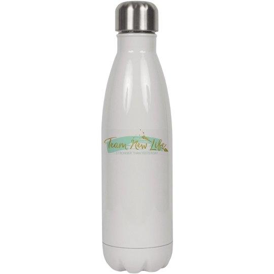 Team New Life Water Bottle